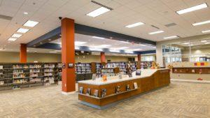 Jackson Builders - Steele Memorial Library