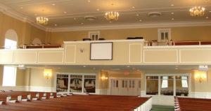 Jackson Builders - Church
