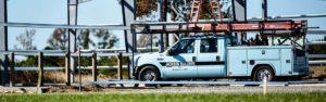 Jackson Builders Contact Truck