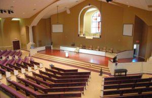 Jackson Builders - Hilltop Church