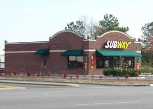 Jackson Builders - Subway