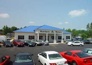 Jackson Builders Matthews Motors