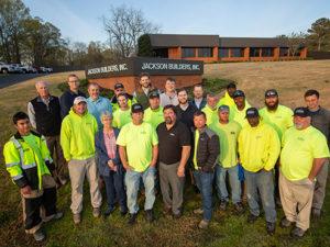 Jackson Builders | Our Team