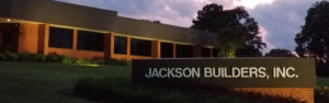 Jackson Builders Office Exterior