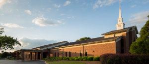 Jackson Builders New Construction Church