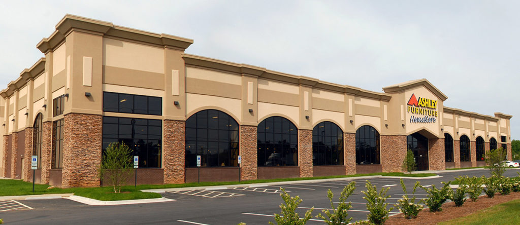 Jackson Builders New Construction Commercial Retail