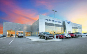 Jackson Builders Project Deacon Jones Ford