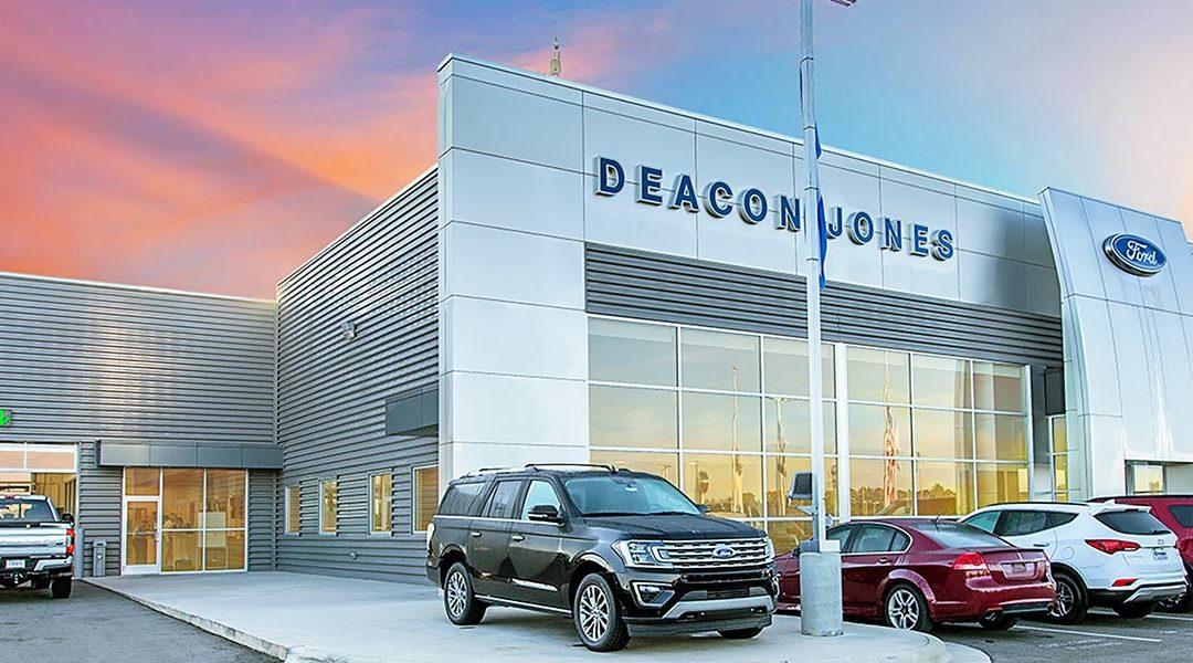 Deacon Jones – Ford