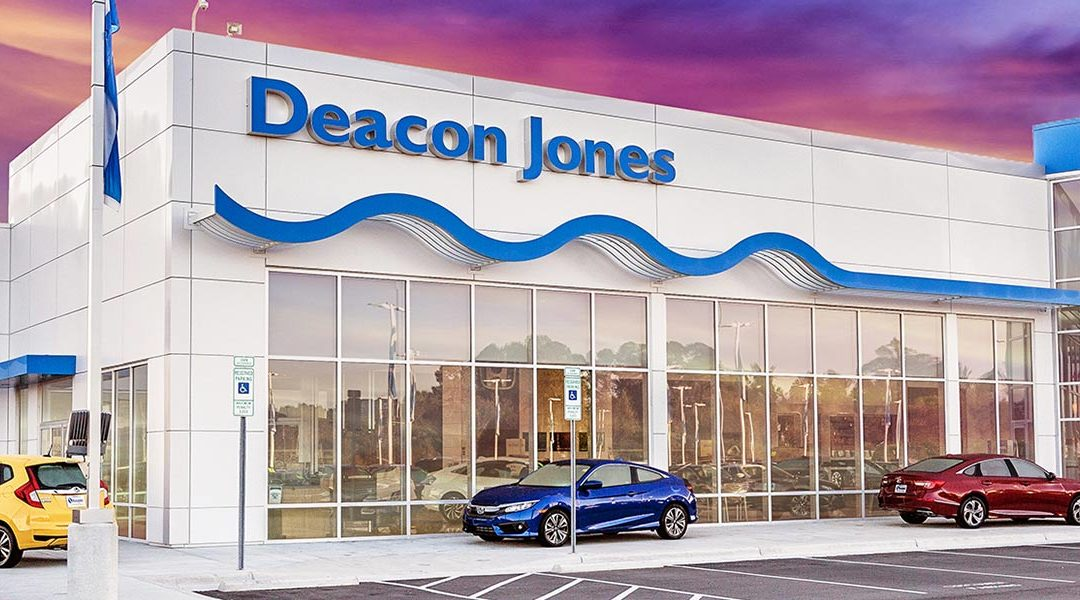 Deacon Jones – Honda