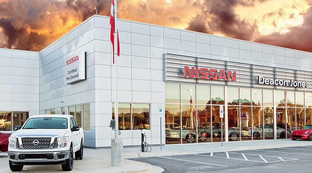 Deacon Jones – Nissan