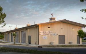Jackson Builders Project Farmers Market
