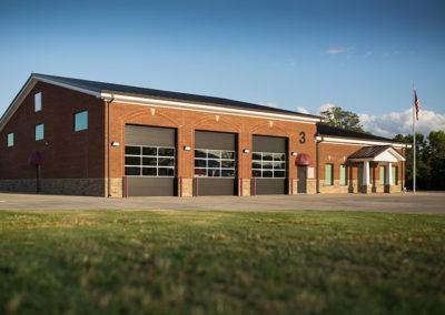 Jackson Builders Project 50-210 Fire Department