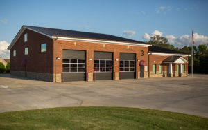 Jackson Builders Project 50-210 Fire Department