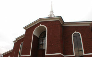 Jackson Builders Project Hilltop Church