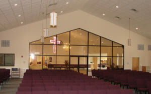 Jackson Builders Project Holy Cross