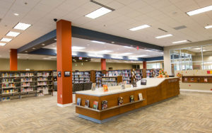 Jackson Builders Project Steel Memorial Library
