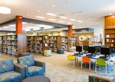 Jackson Builders Project Steel Memorial Library