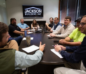 Jackson Builders About Team