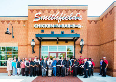 Jackson Builders Smithfield's Chicken 'N Bar-B-Q